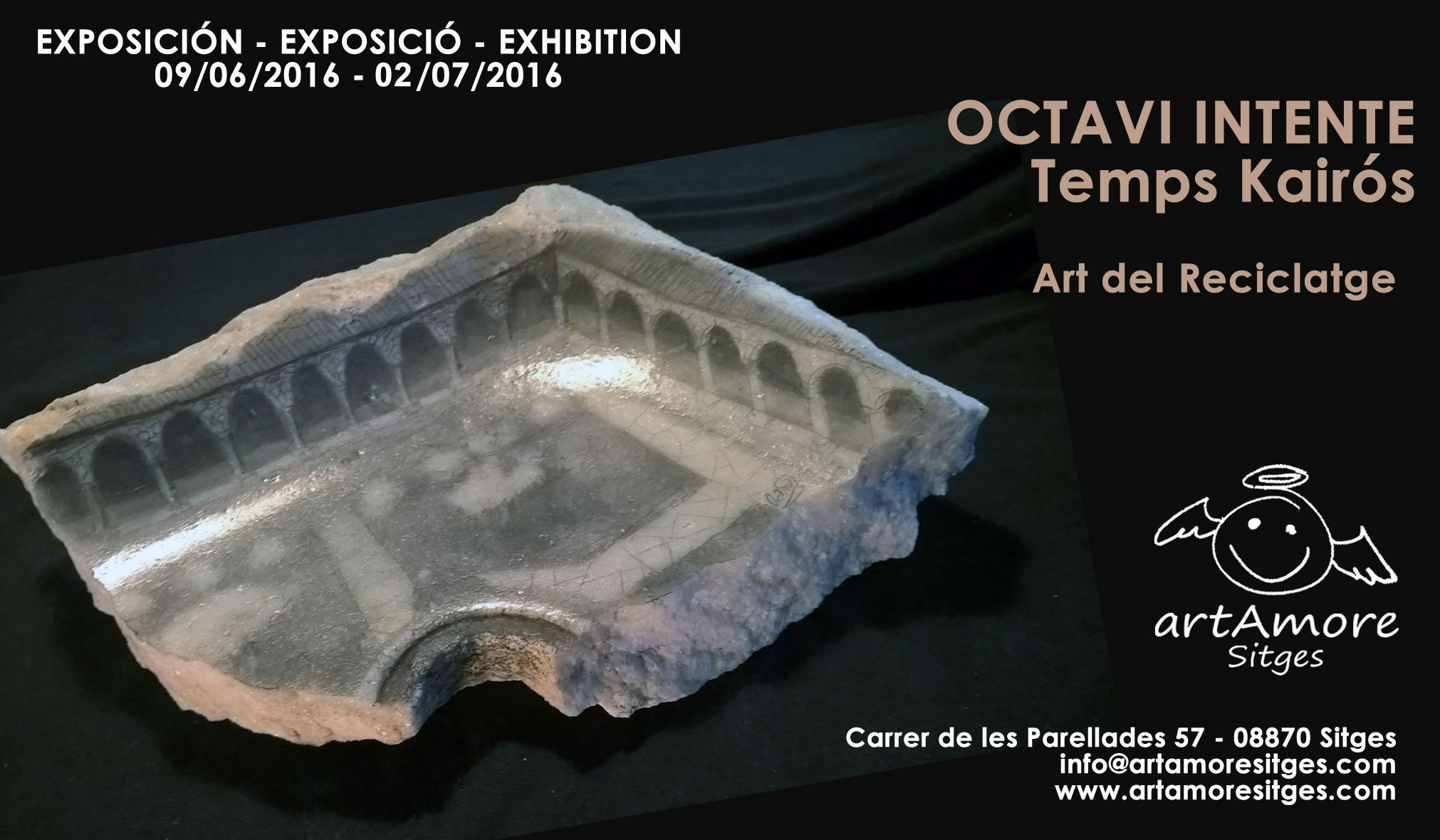 Expo Octavi Intente – Temps Kairòs