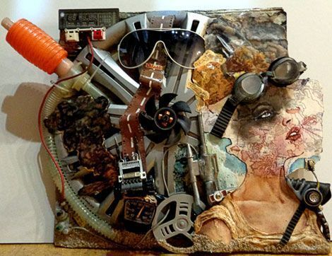 Upcycling or Art Recycling